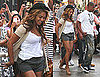 Pictures of Jay-Z and Beyonce Out to Lunch in NYC Before The VMAs