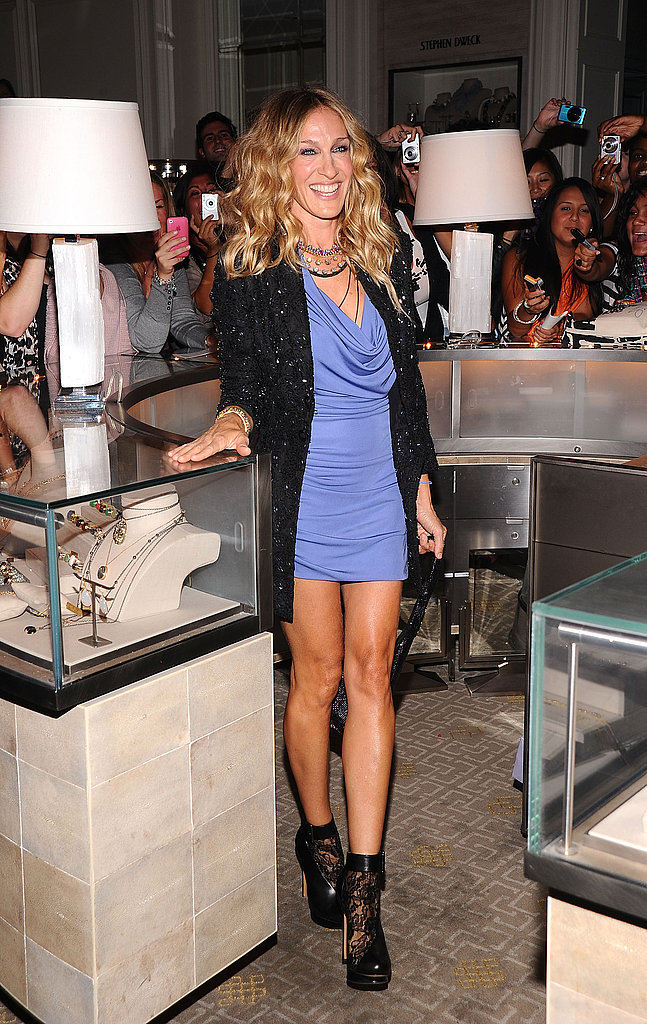Pictures From Fashion's Night Out in NYC