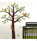 Oak Tree Vinyl Decal