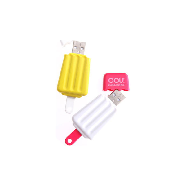 oou! Iced Lolly Flash Drives