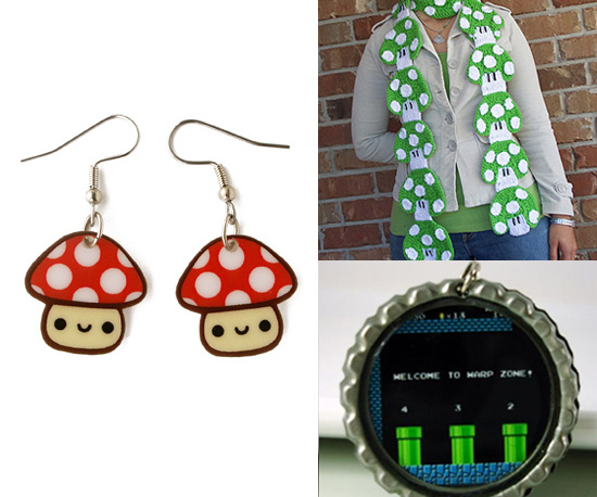 Super Mario Bros. Accessories