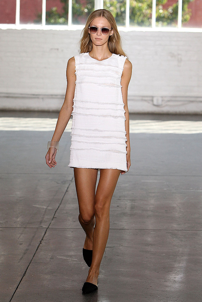 2011 Spring New York Fashion Week: Jenni Kayne