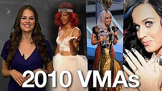 The Wildest Looks From the 2010 MTV Video Music Awards