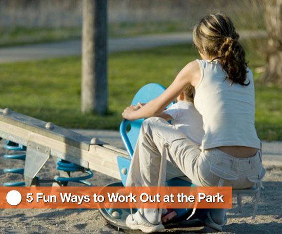 5 Fun Ways to Work Out at the Park