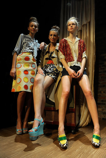 2011 Spring New York Fashion Week: Alice & Olivia