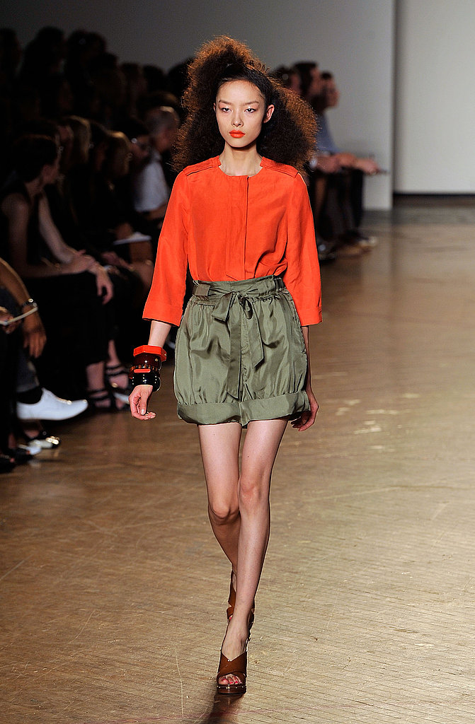 2011 Spring New York Fashion Week: Marc by Marc Jacobs