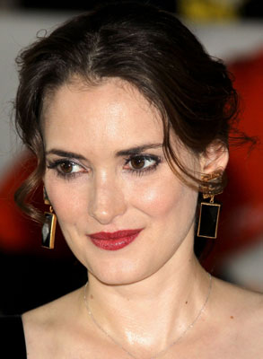 Winona Ryder's Lipstick Shade at the 2010 Toronto Film Festival