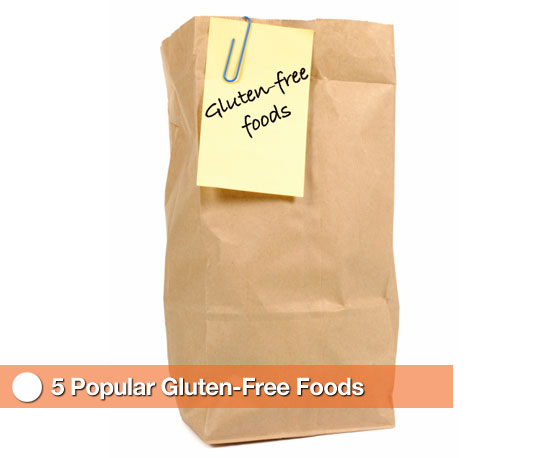 A List of Favorite Gluten-Free Foods