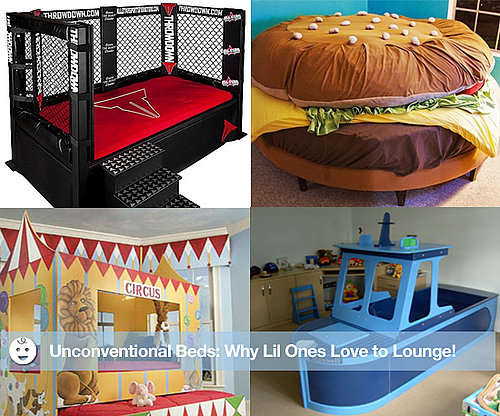 Unusual Beds For Kids