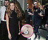 Pictures of Nadine Coyle&#039;s Engagement Ring As She Visits Radio One