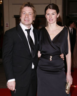 Jamie Oliver and Jools Oliver Have Welcomed a Son Named Buddy Bear Maurice