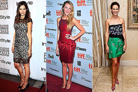 Toronto Film Fest's Ten Best Dressed