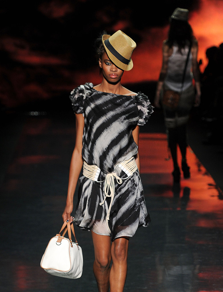 2011 Spring New York Fashion Week: L.A.M.B.
