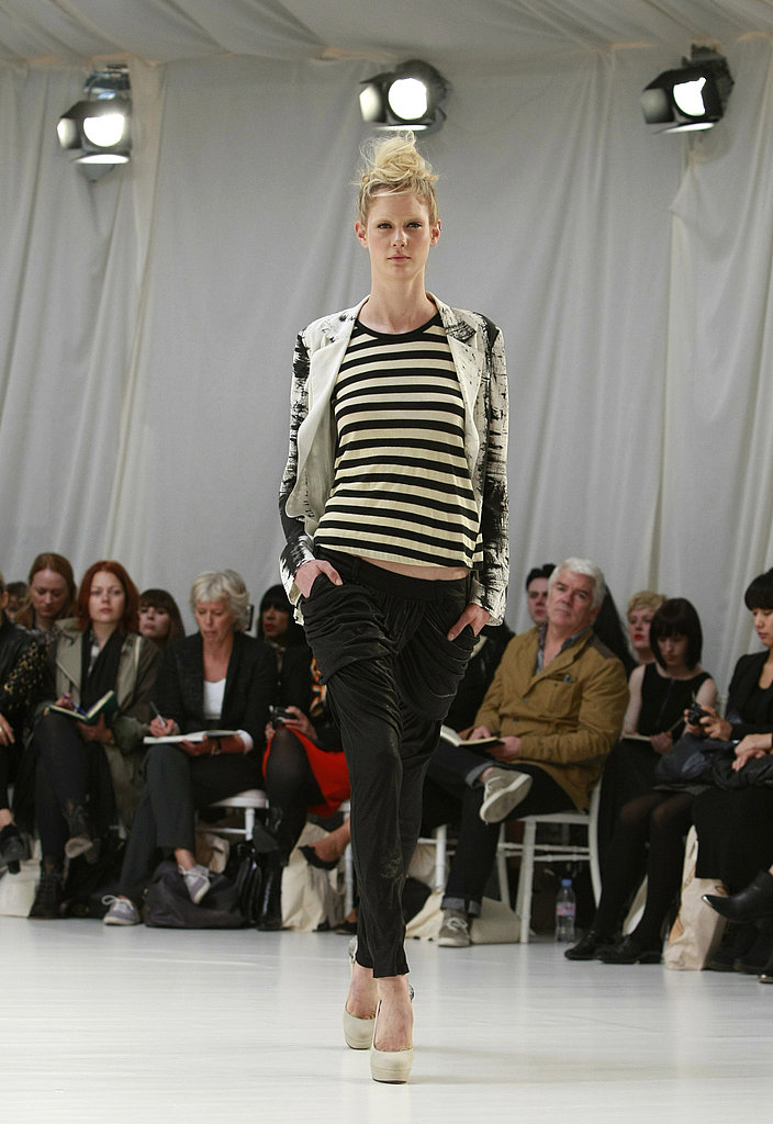 2011 Spring London Fashion Week: Sass & Bide