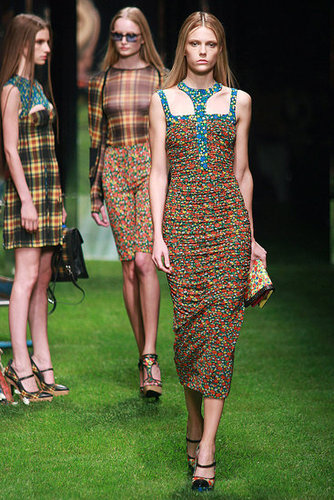 Spring 2011 Milan Fashion Week: Versus