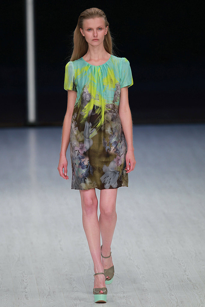 2011 Spring London Fashion Week: Matthew Williamson