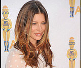 Jessica Biel's Refined Waves