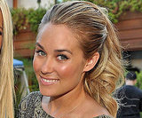 Lauren Conrad's Stacked Ponytail
