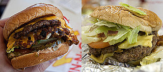 In-N-Out vs. Five Guys Burgers: Which Ones Are Better?