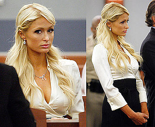 Paris Hilton Avoids Jail, Pleads Guilty to Cocaine Possession Charge 2010-09-20 09:38:04