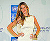 Slide Picture of Gisele Bundchen at United Nations Summit Kickoff in New York