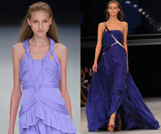 Photos of Matthew Williamson Spring 2011
