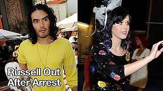 Video of Russell Brand Out While Katy Perry Is at Her Bachelorette Party