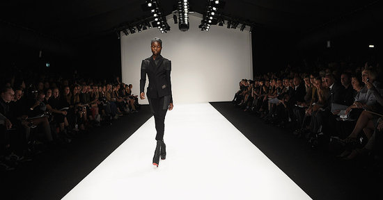 2011 Spring London Fashion Week: Todd Lynn