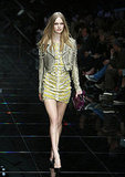 Spring 2011 London Fashion Week: Burberry Prorsum 2010-09-21 15:38:07