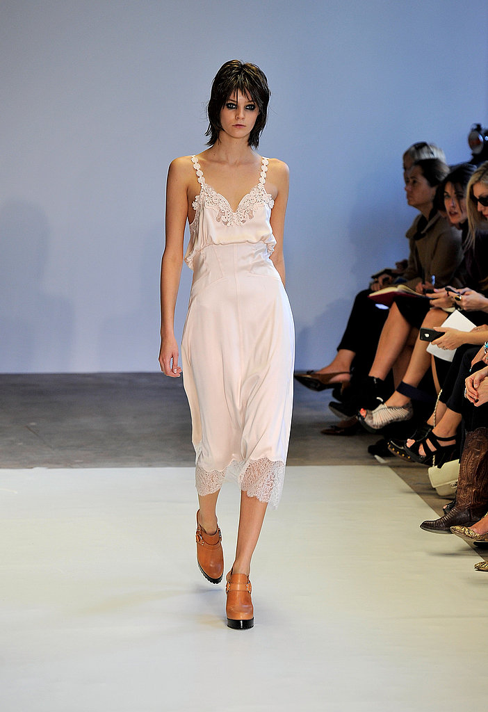 2011 Spring London Fashion Week: Marios Schwab