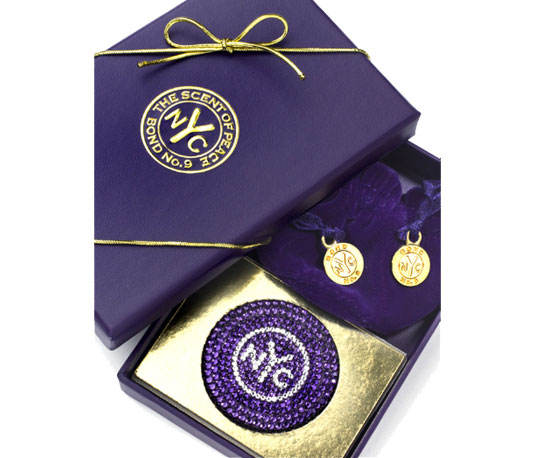Bond No. 9 New York Scent of Peace Swarovski Solid Perfume