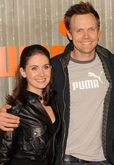 Interview With Alison Brie and Joel McHale About Community Season 2