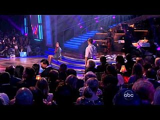 Video of Bristol Palin on Dancing With the Stars