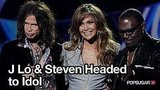 Jennifer Lopez and Steven Tyler Confirmed as New American Idol Judges