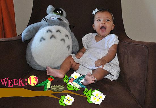 Olivia Lily 13 Weeks Old!!