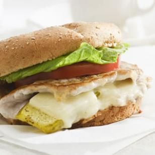 Stuffed Pork Sandwich Recipe
