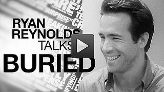 Ryan Reynolds Talks About Buried in Exclusive Interview