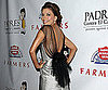 Slide Picture of Eva Longoria at Charity Event in LA