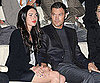 Slide Picture of Megan Fox and Brian Austin Green at Milan Fashion Week