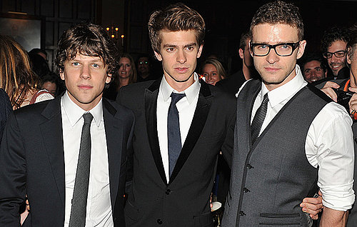 Interview With The Social Network Cast: Justin Timberlake, Jesse Eisenberg, Andrew Garfield and Writer Aaron Sorkin