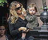 Slide Picture of Sarah Jessica Parker and Twins in New York