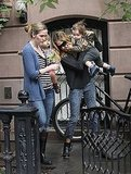 Sarah Jessica Parker and her Twins