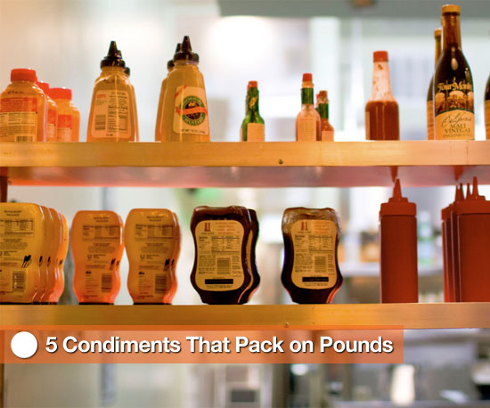 Calorie-Heavy and Sugary Condiments to Eat With Caution
