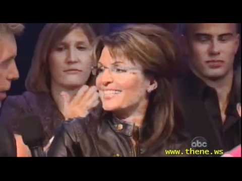 Video of Sarah Palin Booed on Dancing With the Stars