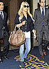 Pictures of Jessica Simpson Leaving Her NYC Hotel