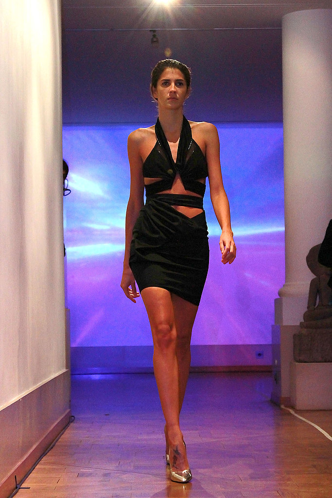 Anthony Vaccarello Spring 2011