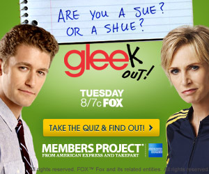 Team Up With Glee and Members Project®