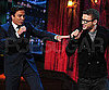 Slide Picture of Justin Timberlake and Jimmy Fallon