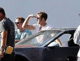 Ryan Gosling Refuels For a Drive With Carey Mulligan