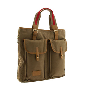 Marc by Marc Jacobs New Army Tote Is Perfect For Laptops